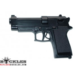 Wholesale Black Revolver Gun Pistol Belt Buckles