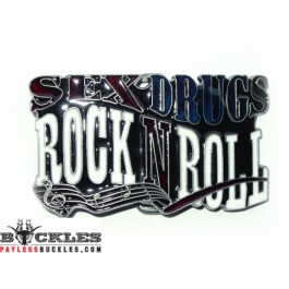 Wholesale Rock and Roll Belt Buckles