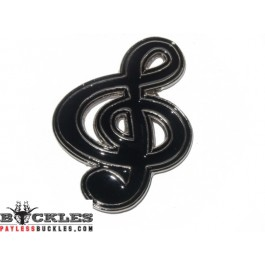 Wholesale Music Note Belt Buckles