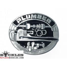 Plumber Belt Buckle