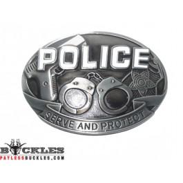 Police Belt Buckles