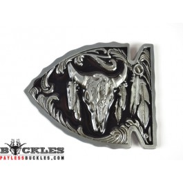 Indian Arrowhead Belt Buckless
