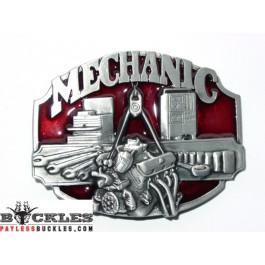 Mechanic Belt Buckle