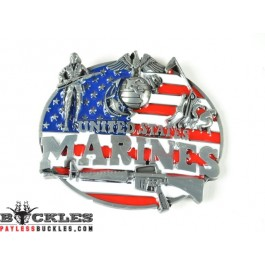 Wholesale United States Marines Belt Buckles