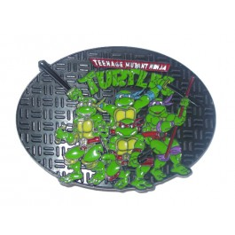 Teenage Mutant Ninja Turtles Belt Buckles