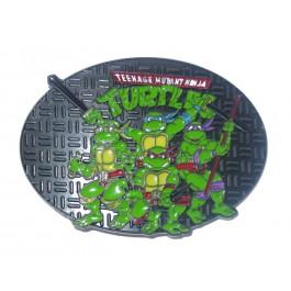 Teenage Mutant Ninja Turtles Belt Buckles