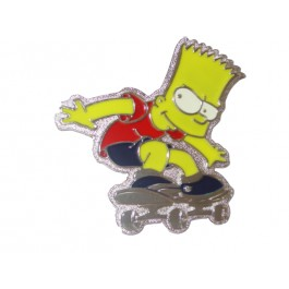 Bart Simpsons Belt Buckles