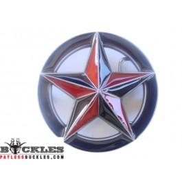 Wholesale 3D Star Belt Buckles