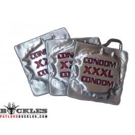 XXXL Condom Belt Buckles