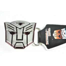 3D Transformers Autobot Belt Buckles