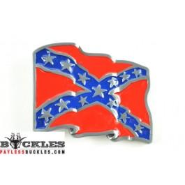 Wholesale Rebel Confederate Flag Belt Buckles