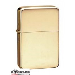 Wholesale Golden Polished Cigarette Lighters