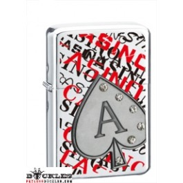 Wholesale Ace of Spade Casino Las Vegas Cigarette Lighters