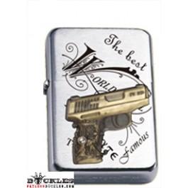Wholesale Revolver Military Gun Pistol Cigarette Lighters