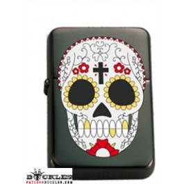 Wholesale Tribal Skull Cigarette Lighters