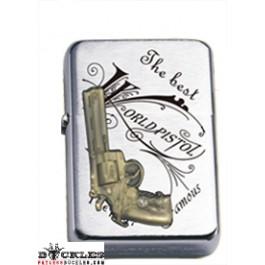 Wholesale Gun Pistol Revolver Cigarette Lighters