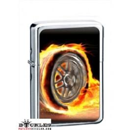 Wholesale Wheel on Fire Cigarette Lighters