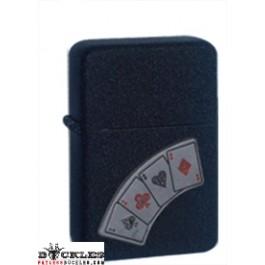 Wholesale Poker Casino Las vegas Card Cigarette Lighters