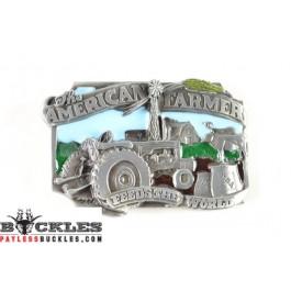 Farmer Belt Buckle