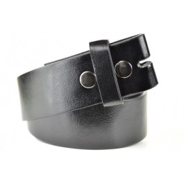 Wholesale Black Snap-on Belt in Assorted Sizes - Fun001