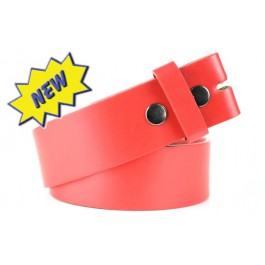 Wholesale Leather Belts in Red