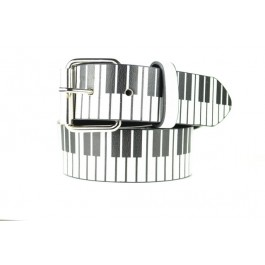 Wholesale Piano Print Belt - Fun009