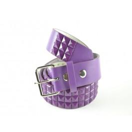 Wholesale Studded Belt Purple Studs - Fun223