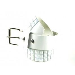 Wholesale Studded Belt white Studs - Fun224