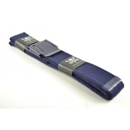 Wholesale Canvas Military Web Belts Plain Blue
