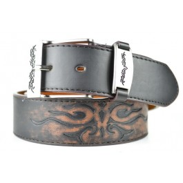 Wholesale Men's Belt in Brown - Fun207