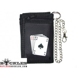 Wholesale Poker cards Chain Wallets