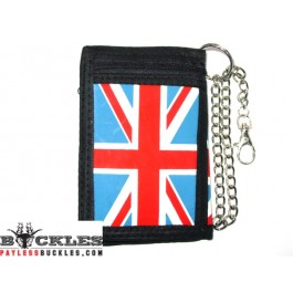 Wholesale UK British Chain Wallets