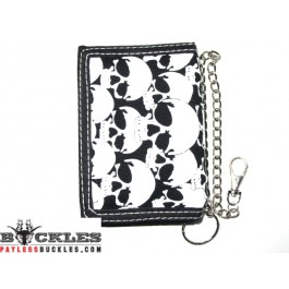 Wholesale Skull Chain Wallets