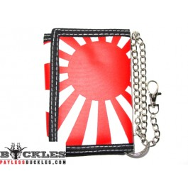 Wholesale Rising Sun Chain Wallets