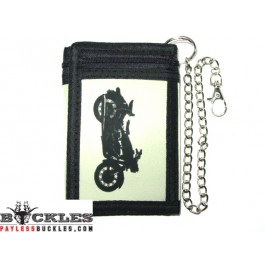 Wholesale Motorcycle Biker Chain Wallets
