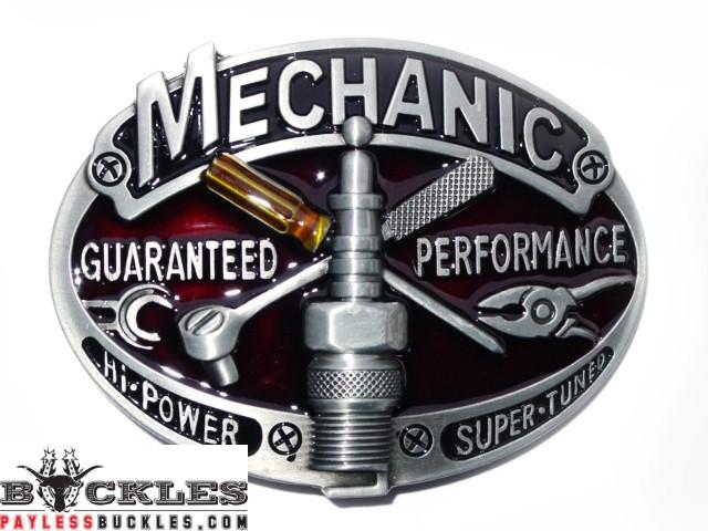 Mechanic Belt Buckles