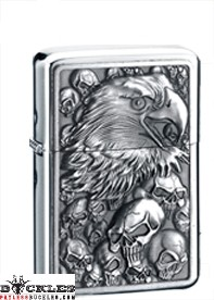 Wholesale Eagle Skull Cigarette Lighters