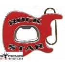 Wholesale Guitar Bottle Opener Belt Buckles