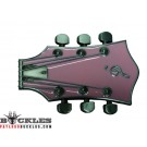 Wholesale Pink Music Guitar Belt Buckles
