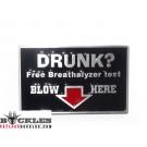 Drunk Belt Buckle
