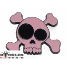 Wholesale Pink Skull Belt Buckles