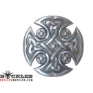 Gothic Celtic Cross Belt Buckles