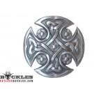 Gothic Celtic Cross Belt Buckles