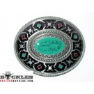 Azetic Design Belt Buckle