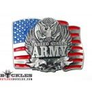 Military USA Army Belt Buckle
