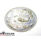 Western Scorpion Belt Buckles