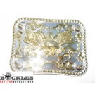 Eagle Western Belt Buckles