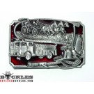 Firefighter Belt Buckless