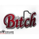 Bitch Belt Buckles