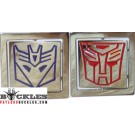 Transformers Belt Buckles